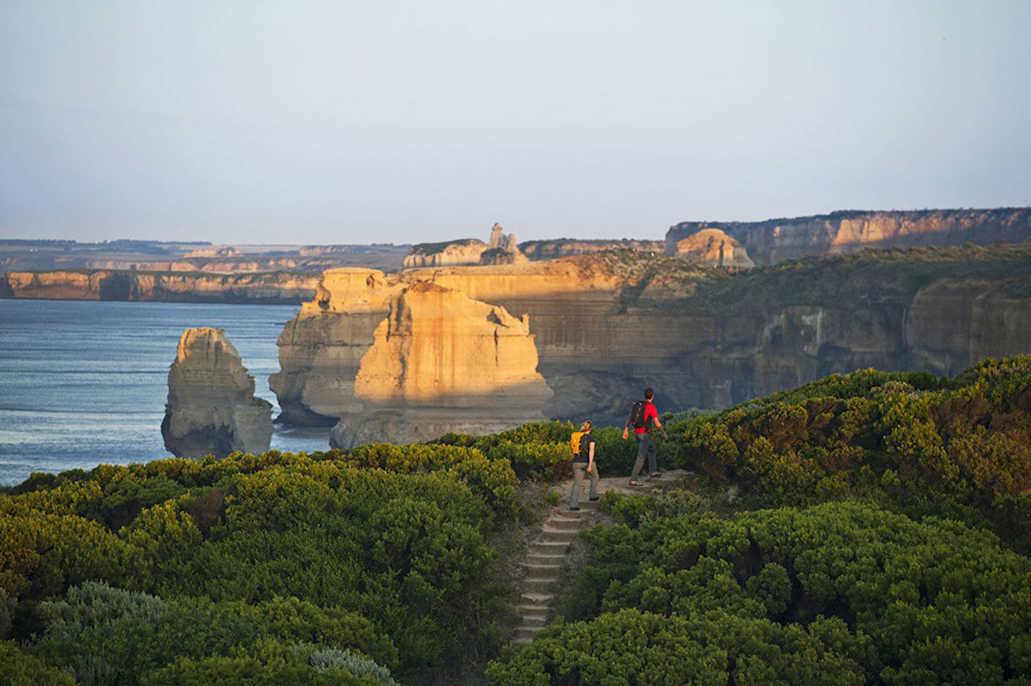 The Twelve Apostles Lodge Walk - Great Ocean Road