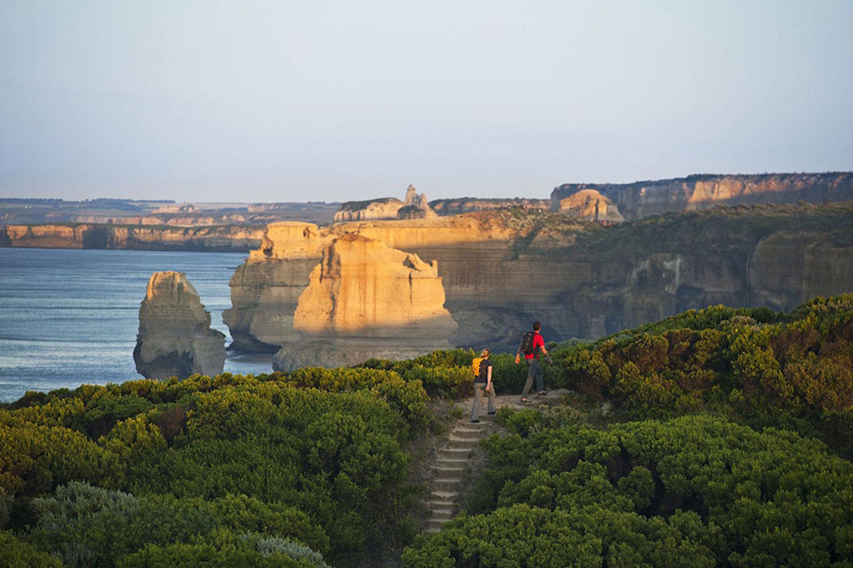 The Twelve Apostles Lodge Walk - Great Ocean Road