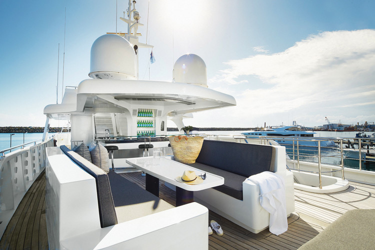 Charter a luxury expedition yacht