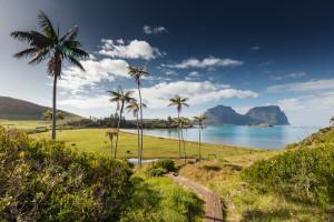 Arajilla Retreat Lord Howe Island The Island