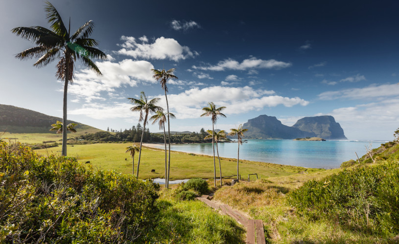 Arajilla Retreat Lord Howe Island The Island