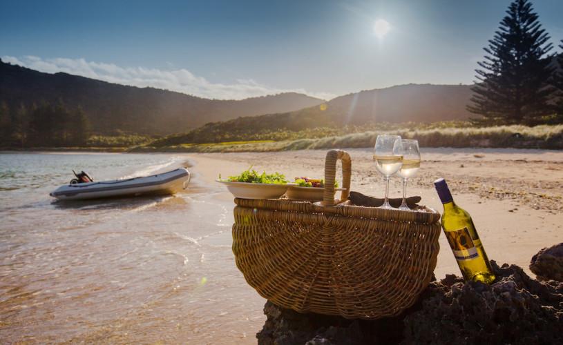 Arajilla Retreat Restaurant - Lord Howe Island