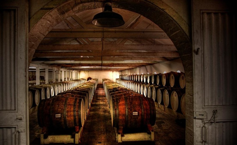 Centennial Cellar at Seppeltsfield estate, Barossa Valley
