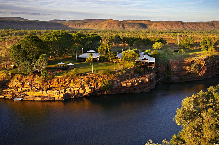 El Questro Homestead in The Kimberley