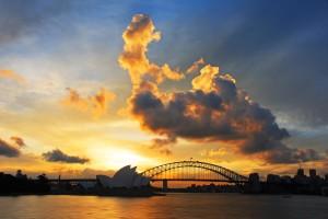 Sydney Harbour Bridge. Photo: Greg Vance