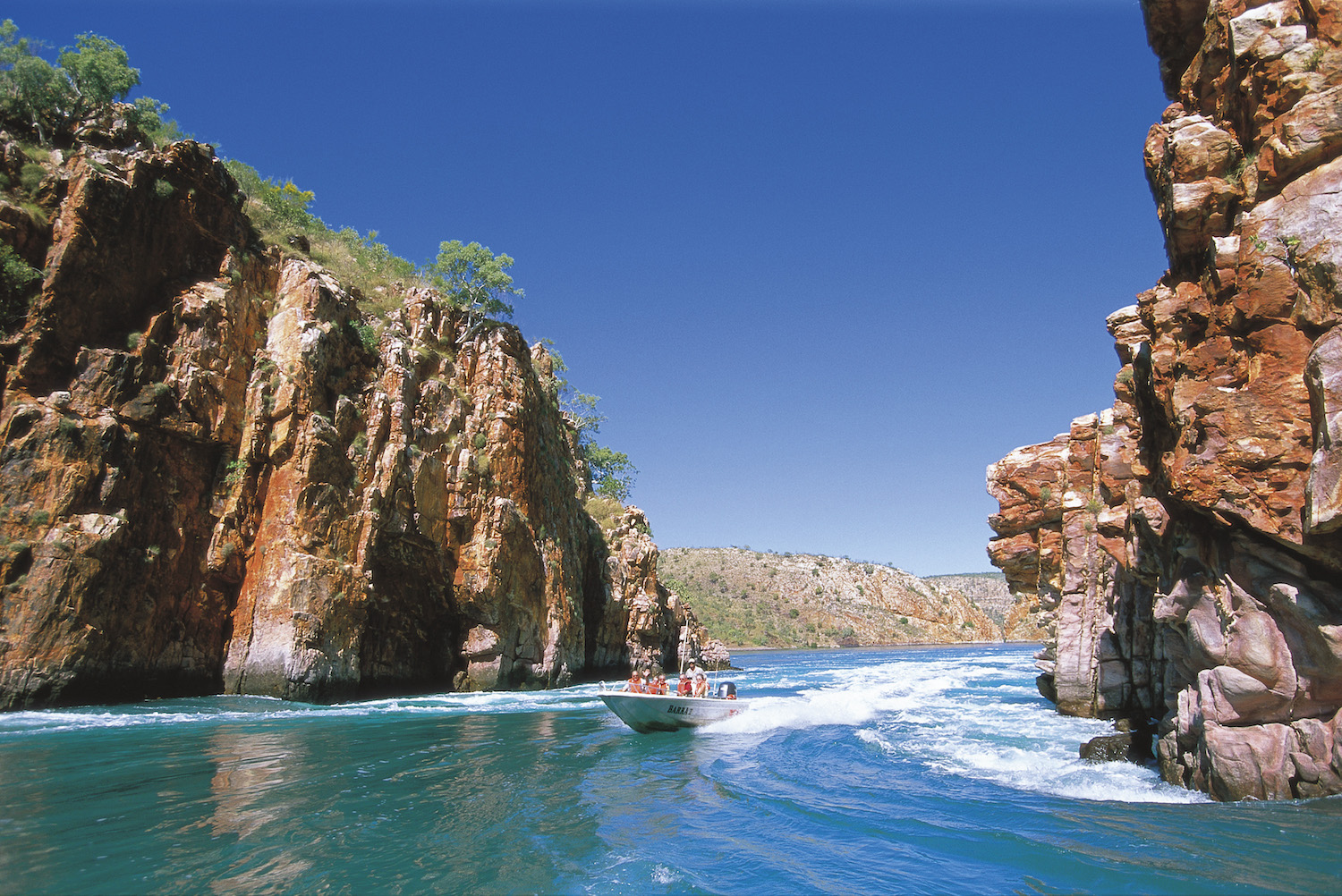 Horizontal Falls - Kimberly Coast