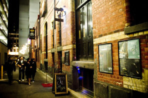 Melbourne's hidden laneway nightlife