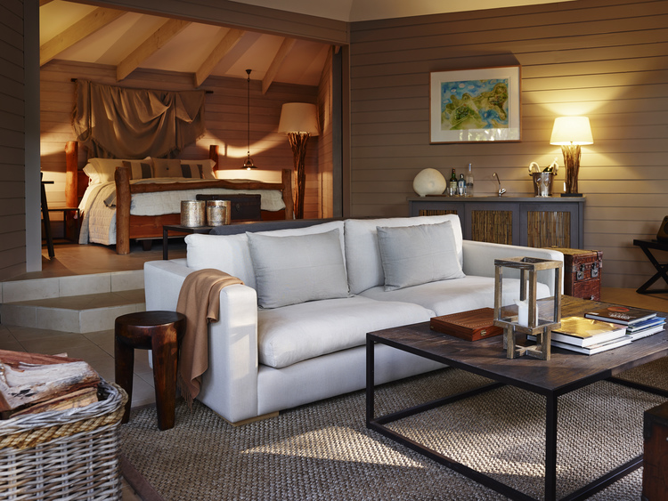 Bayview Suite at Pretty Beach House on the Bouddi Peninsula, New South Wales