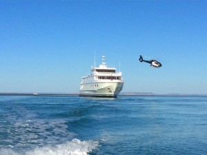 Private yacht charter in Western Australia