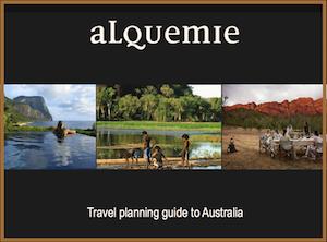 Alquemie's travel planning guide - Luxury travel Australia