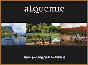 Alquemie's travel planning guide - Luxury travel Australia