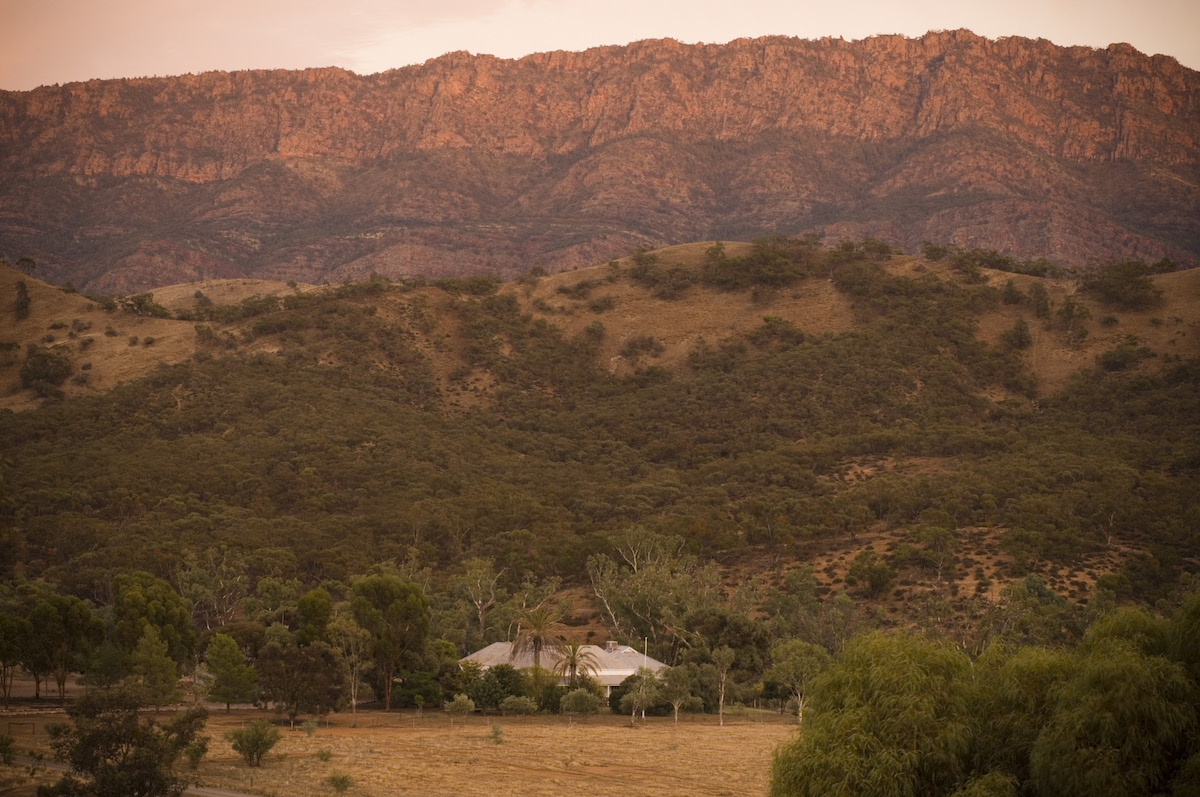 Experience bush luxury and outback experiences in Australia at Arkaba Station