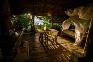 Enjoy a luxury vacation in Australia at Haggerstone Beach House