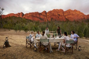 Exclusive Australian accommodation for groups at Arkaba