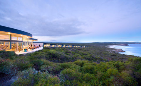 One of the best hotels in the world 2016 – Southern Ocean Lodge