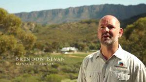 One of Australia's best guides - Brendon Bevan - Manager of Arkaba