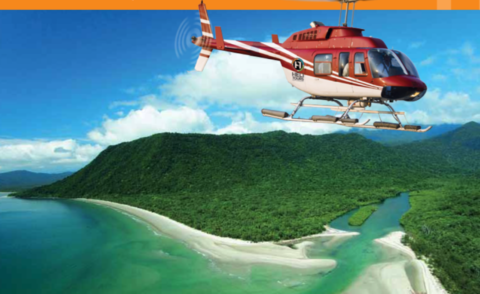Heli Tours of North Queensland