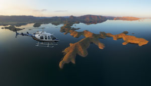 Private Kimberley helicopter adventure