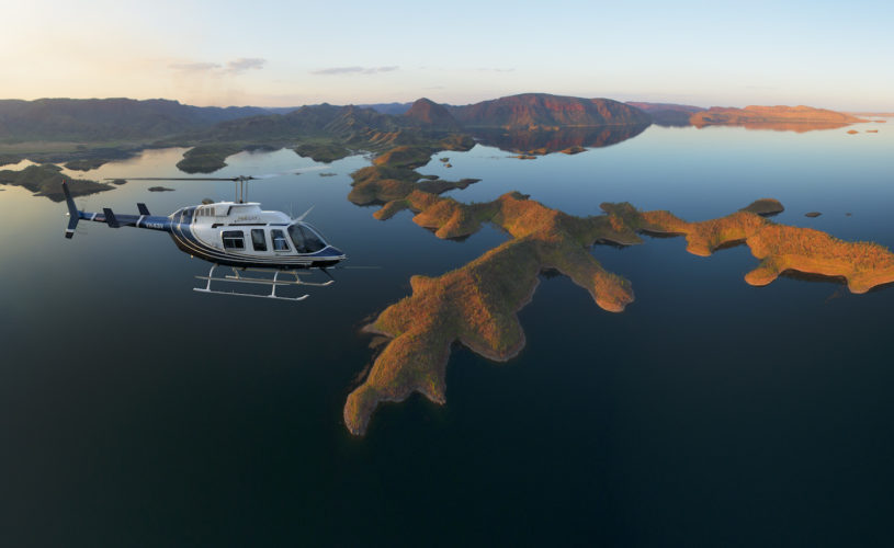 Epic 6-day Private Kimberley Helicopter Safari