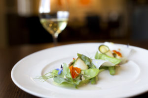 The Louise dining at Appellation