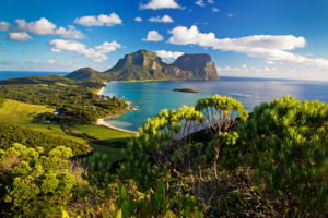 Capella is situated on Lord Howe Island - one of Australia's most beautiful destinations