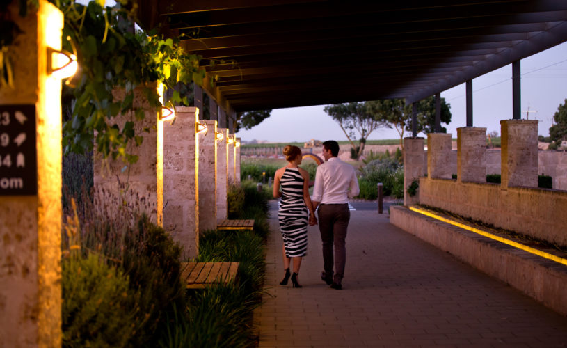 The Louise, a luxury lodge of Australia in the Barossa Valley