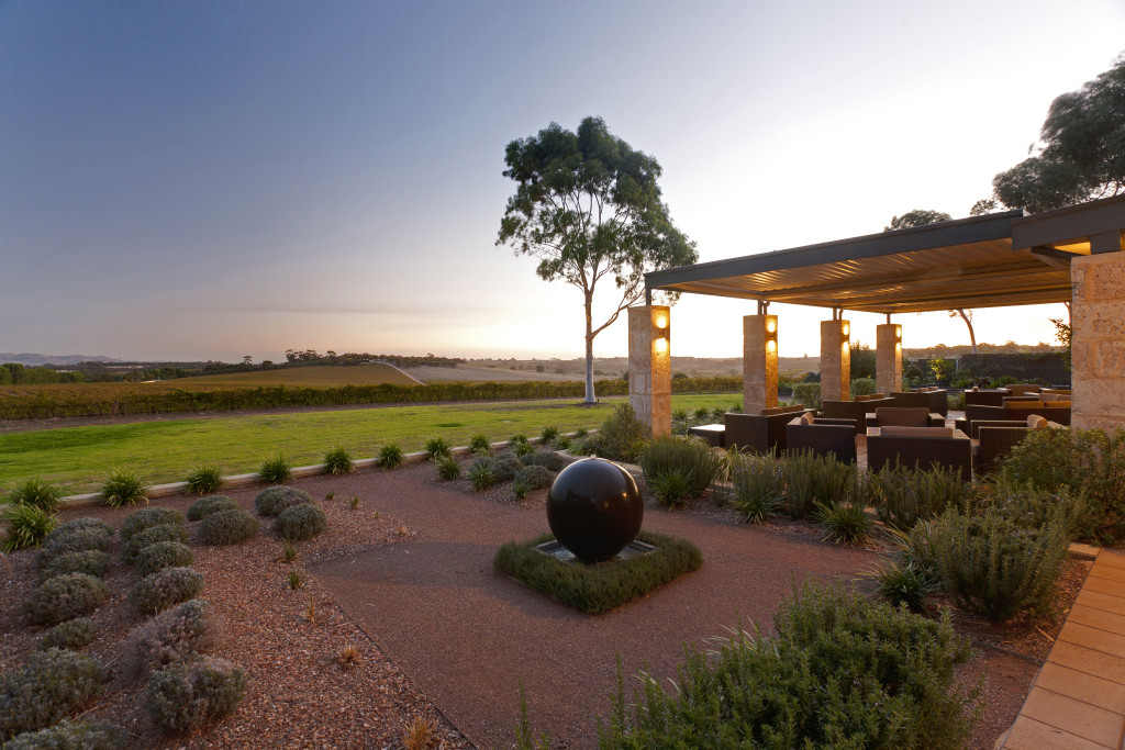 The Louise overlooks stunning vineyards of the Barossa Valley