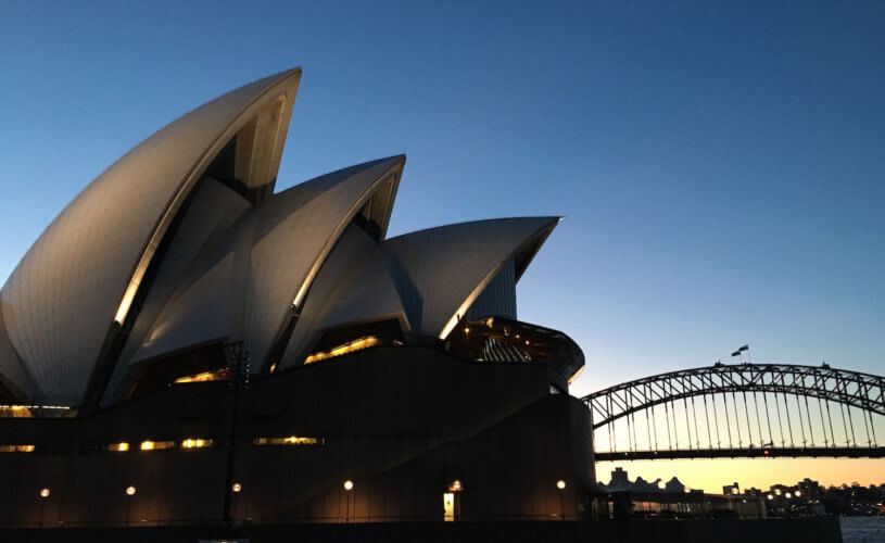 A must-do Sydney experience is to see the Opera House and Bridge by luxury yacht