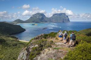 Seven Peaks Walk - Lord Howe Island