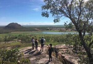Views over Arnhemland
