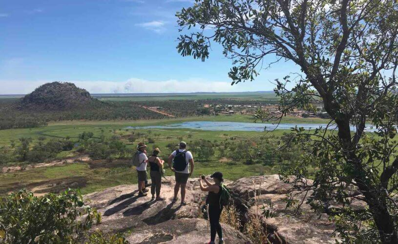 Views over Arnhemland