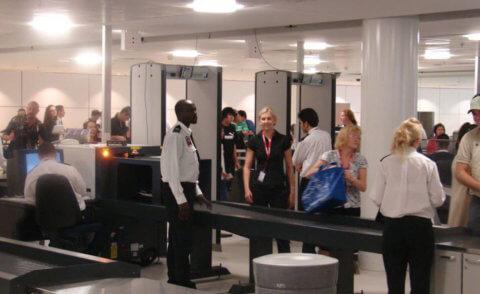 Australian Airport security update