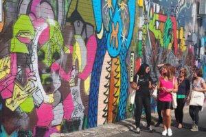 Sydney street art tour