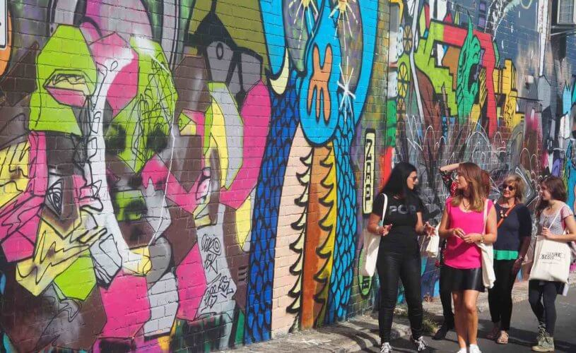 Discover Sydney differently on a Sydney Street Art Tour