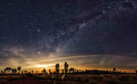 Night vision itinerary – Witness Australia's super starry skies