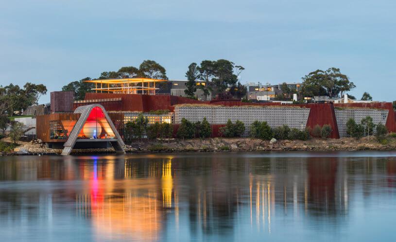 VIP Tasmanian Art & Food Experience with MONA