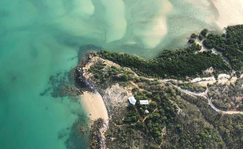 Pearls & whirlpools –  Cygnet Bay Pearl Farm