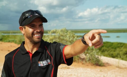 Australia's Best Guides – Bart Pigrim – Aboriginal Culture in Broome