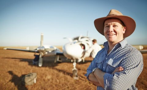 Australia's Best Guides – John Dyer – Remote Air Safaris