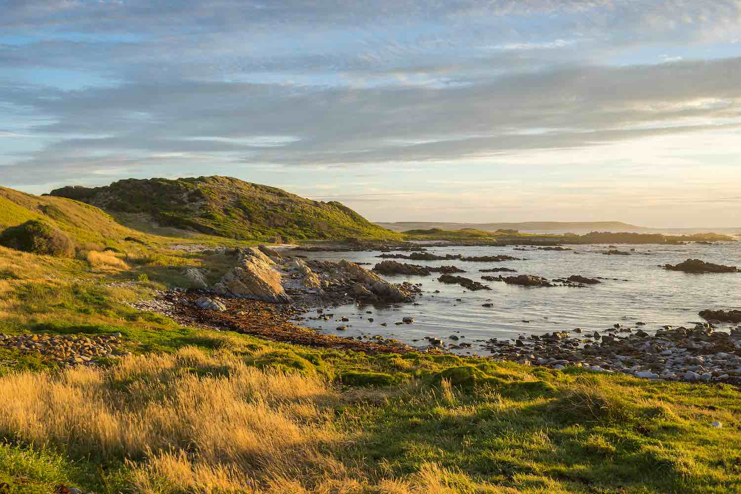 Play golf on King Island