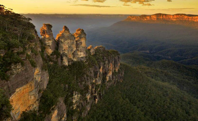 Australian Bushfire Update – Blue Mountains & Kangaroo Island