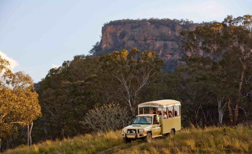 Blue Mountains Luxury Family Eco-Adventure