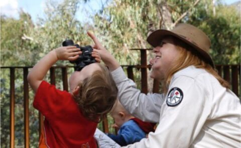 A Nature-based Family Escape near Canberra