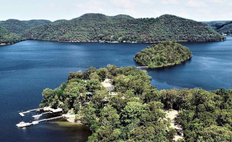 Marramarra Lodge – a new luxury retreat on the Hawkesbury