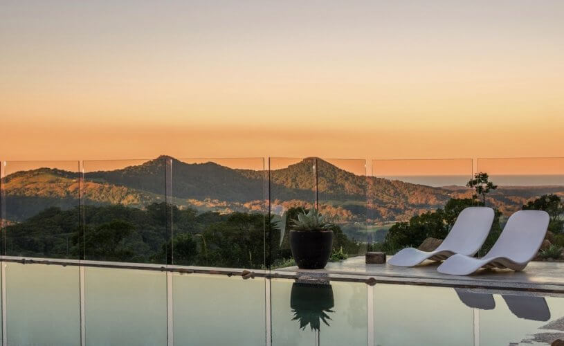 3-night Byron Bay Hinterland luxury escape for a group of friends